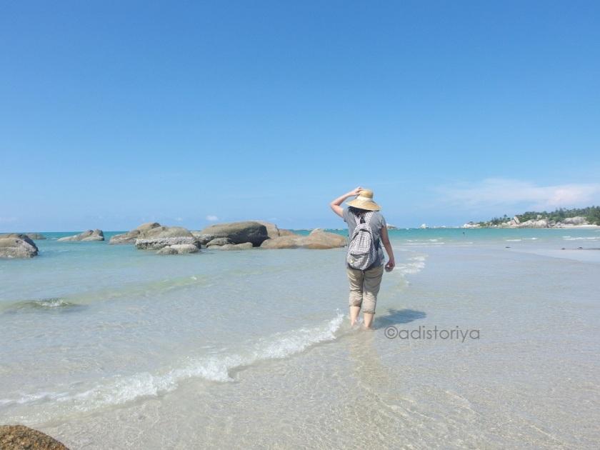 pantai rambak (2)pulau bangka