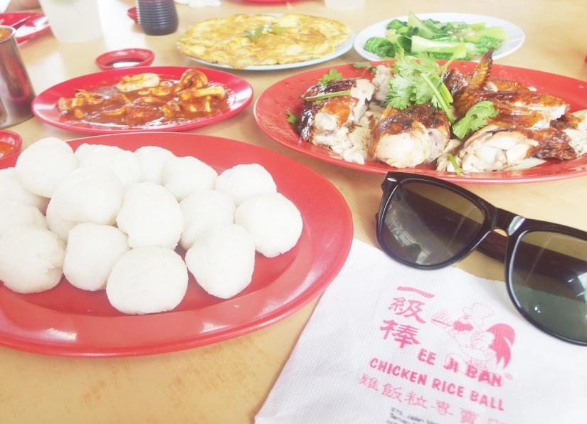 Wisata Kuliner di Melaka,Malaysia