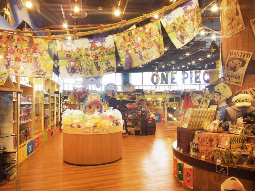One Piece Mugiwara Store – Ekkamai,Bangkok
