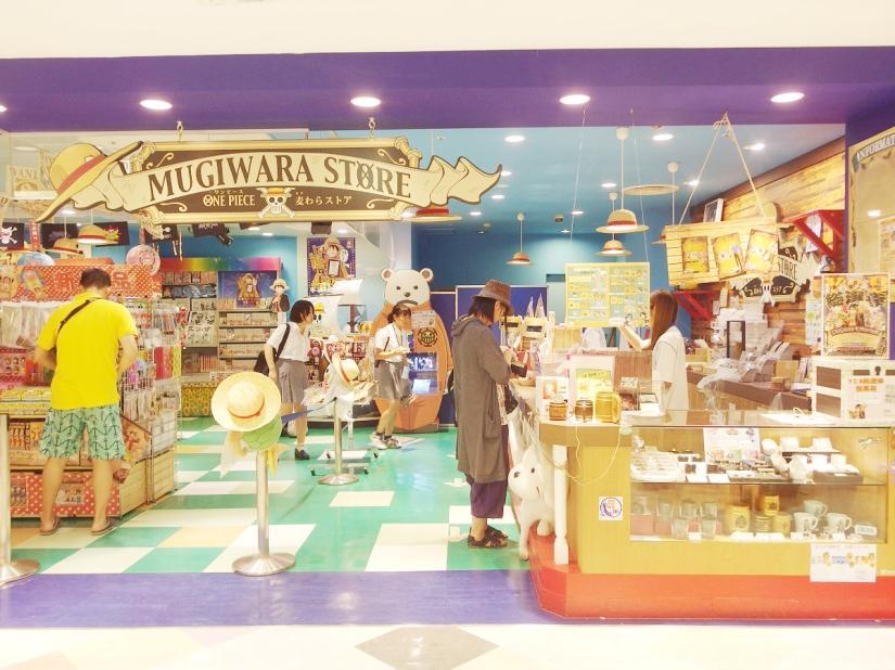 One Piece Mugiwara Store – Shibuya Parco,Tokyo