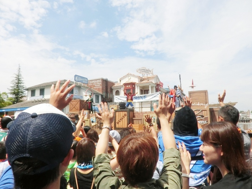 One Piece Premier Summer – Universal Studios Japan