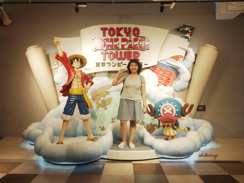 One Piece Travel Guide – Tokyo & Osaka