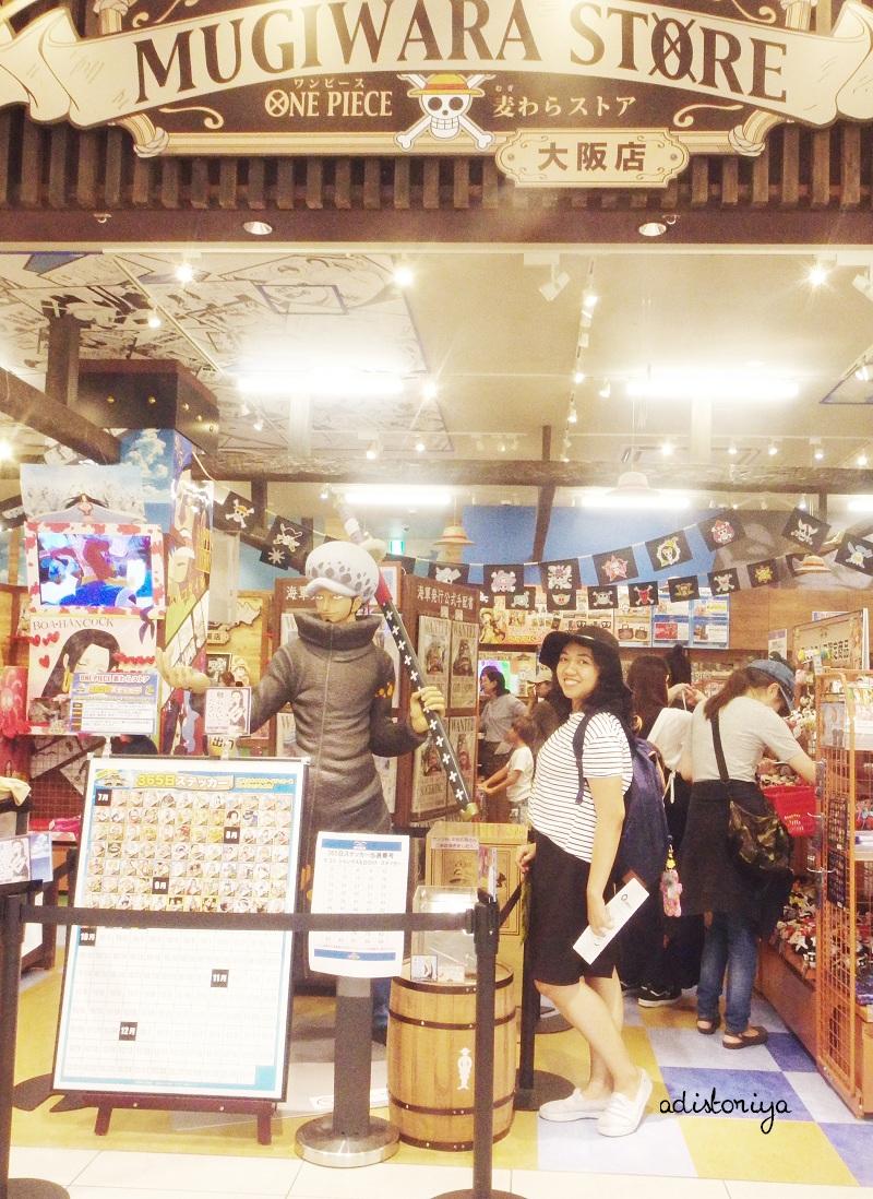 One Piece Mugiwara Store – AbenoQ,Osaka